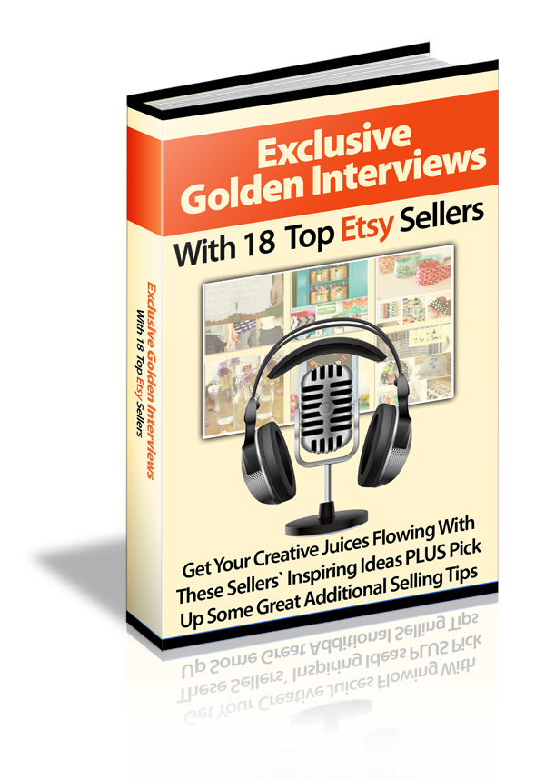 Your Etsy Profit Machine! Gold Package Download