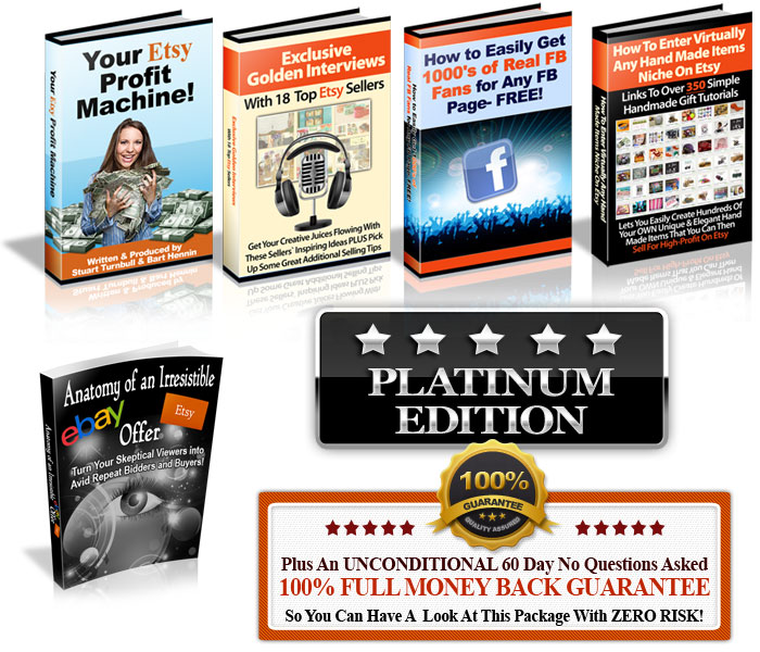 Your Etsy Profit Machine Download